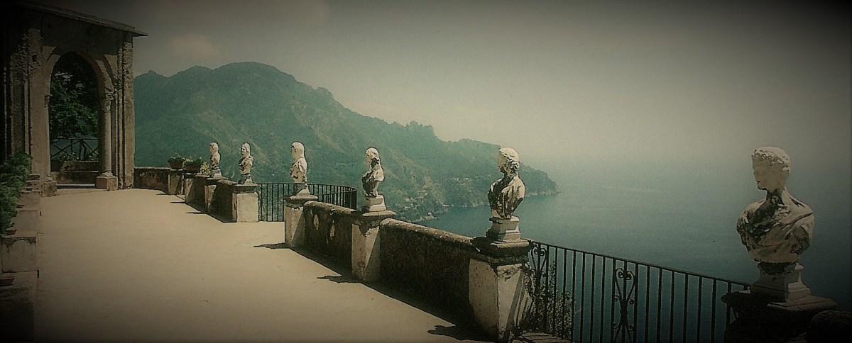 Los romanos, los primeros turistas de la historia.