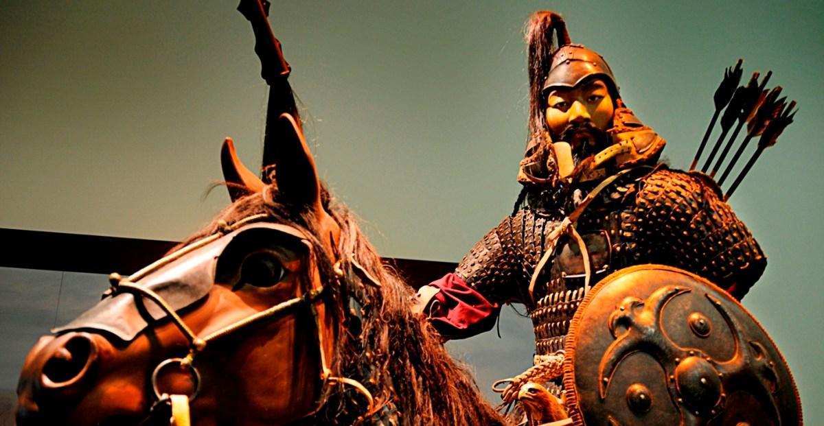 Temujin, el conquistador más grande de la Edad Media.