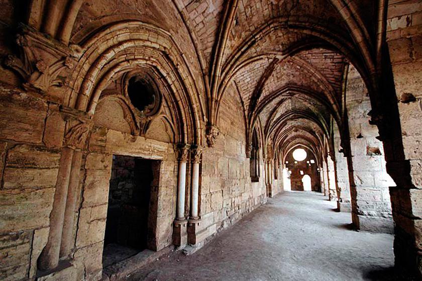El célebre Salón Gótico