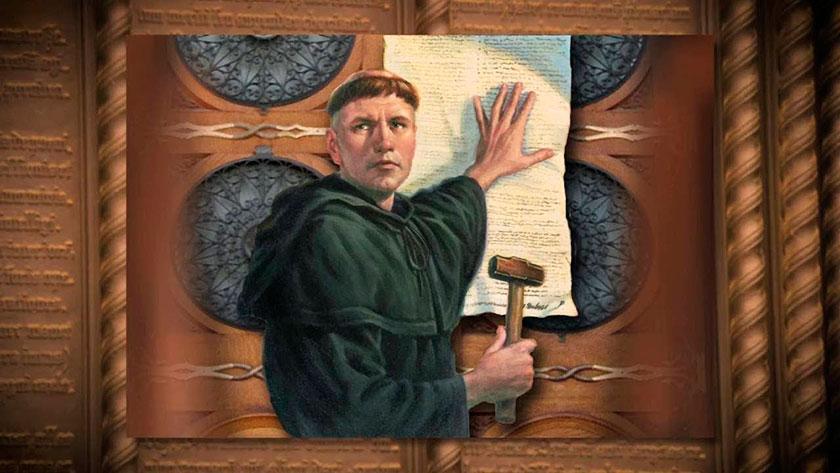 Lutero y sus 95 tesis