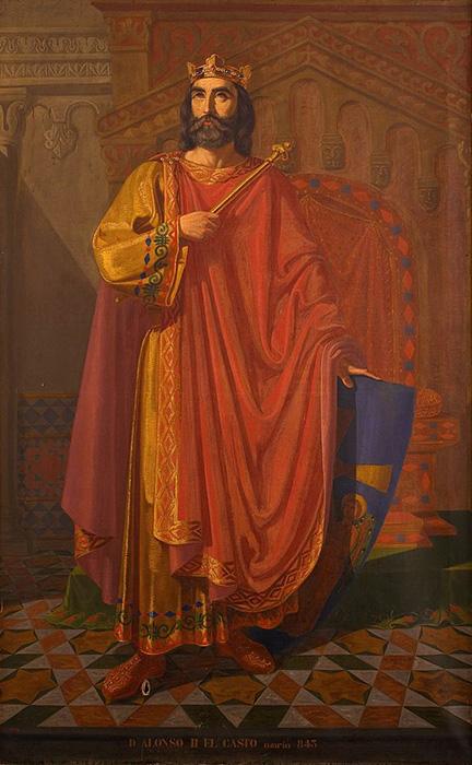 Alfonso II conquista o reconquista
