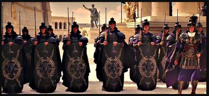 La Guardia Pretoriana (año de los cinco emperadores)