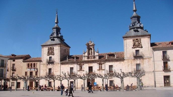 Hospital de San Agustin, Osma (Soria)