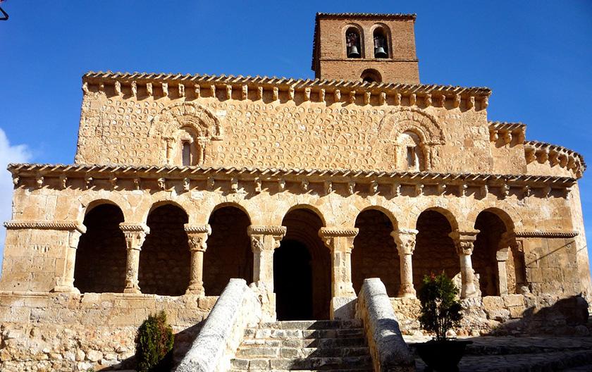 Iglesia de San Miguel en San Esteban de Gormaz (Soria)