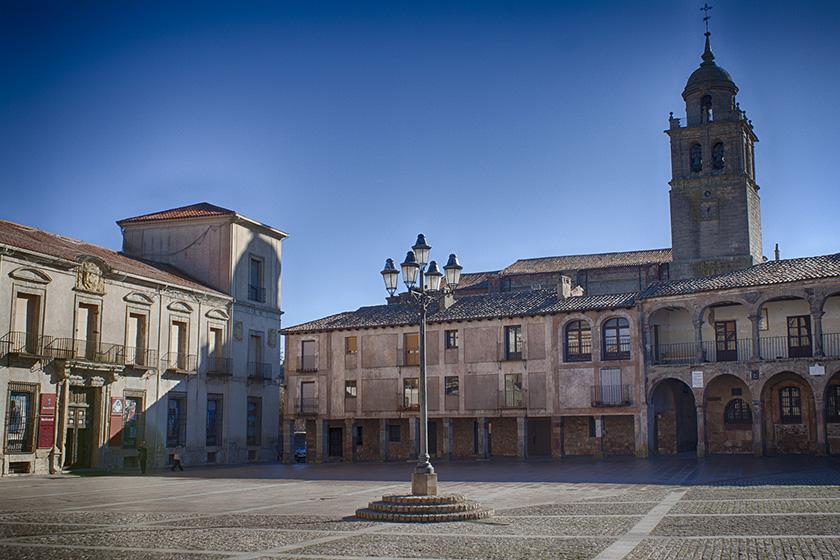 Palacio Ducal de Medinaceli (Soria)