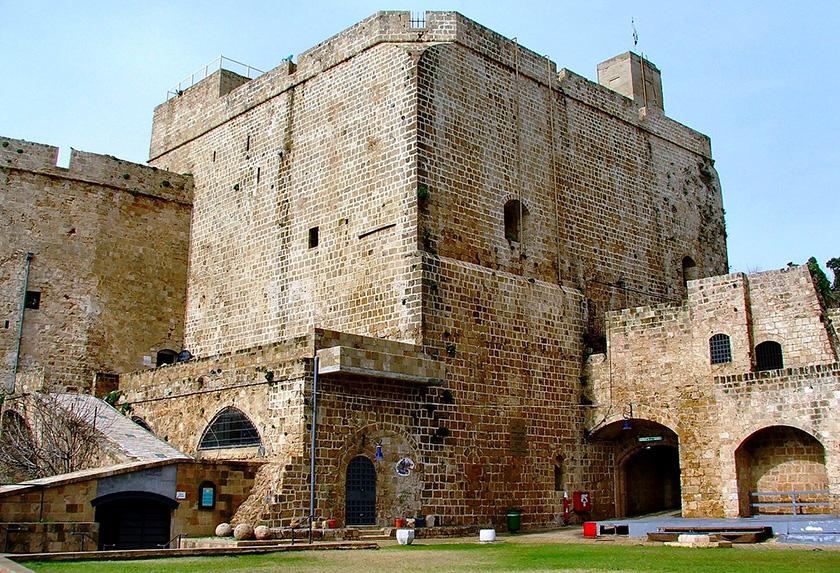 Murallas de San Juan de Acre