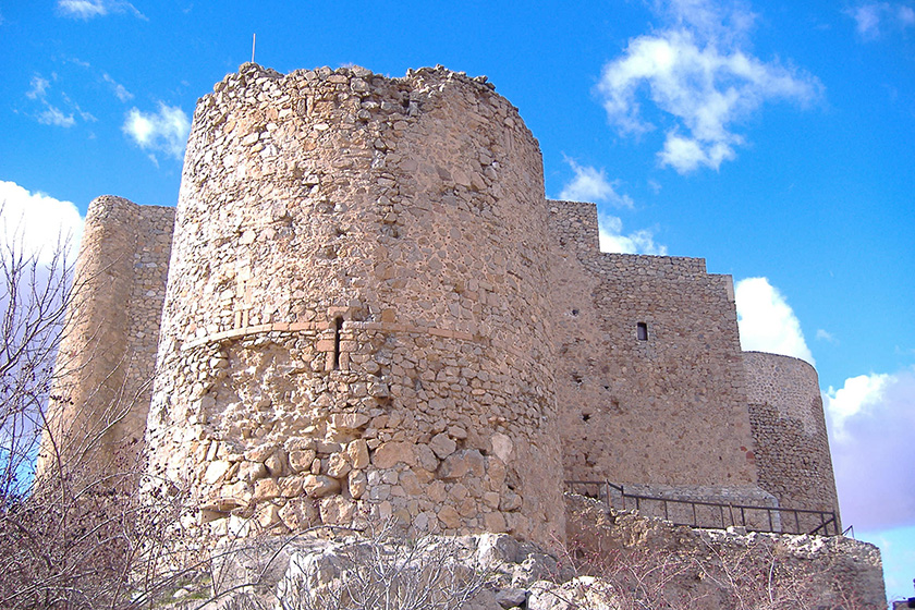 Castillo de Consuegra (Toledo)