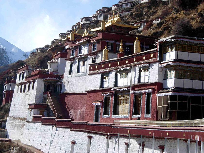 Monasterio Tibetano de Drigung