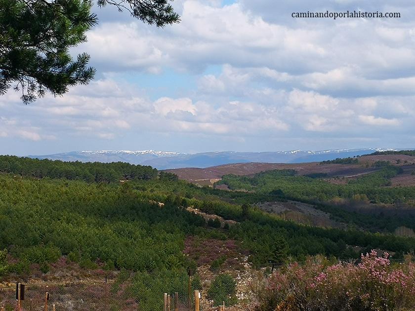 La sierra de la Culebra, uno de los parajes rurales mejor conservados de España.