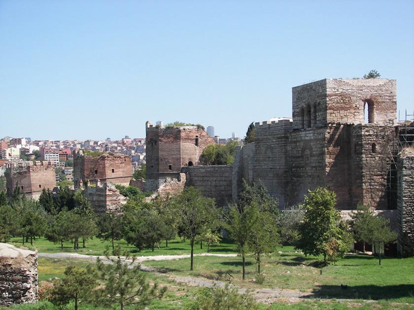 Murallas de Constantinopla