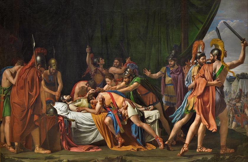 La muerte de Viriato - Caminando por la historia
