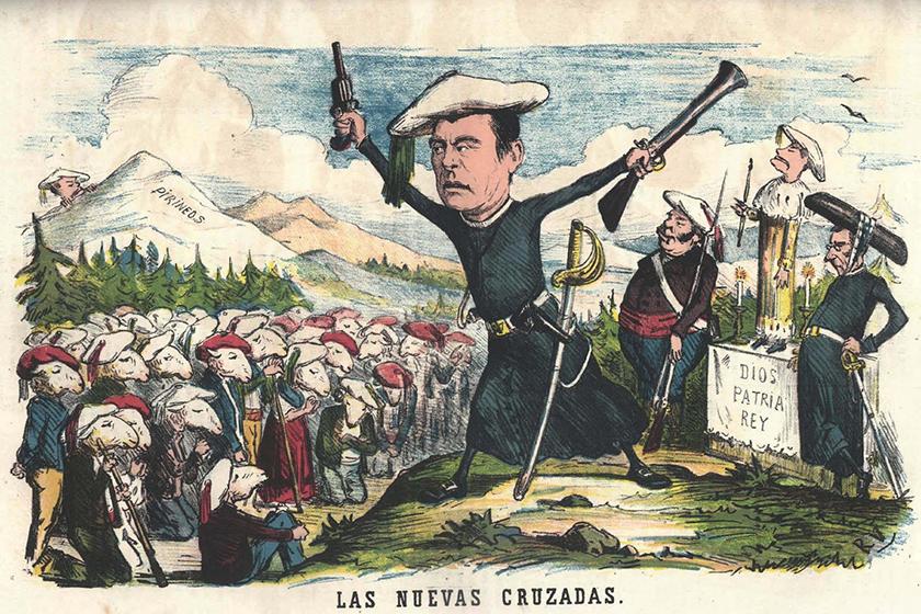 El Carlismo la cruzada cristiana del siglo XIX