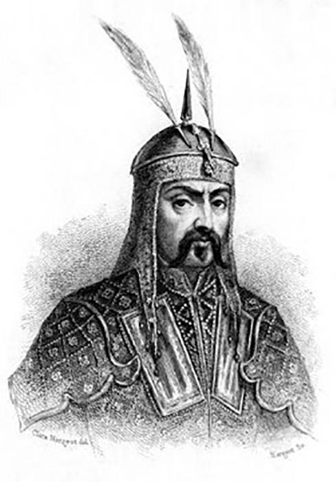 Atila, el rey uno más importante