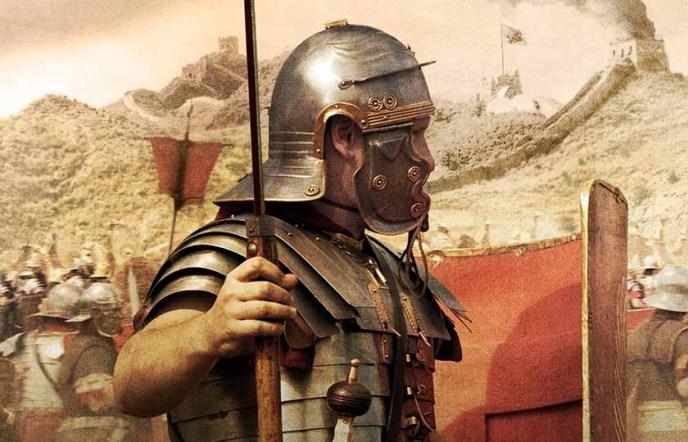 Portada de La legión Perdida de Santiago Posteguillo