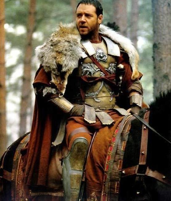 Máximo Décimo Meridio, el más ilustre soldado romano de cuantos nos ha dejado el mundo del cine.
