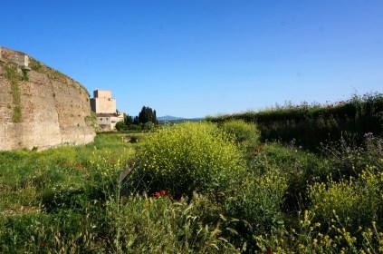 Muralla-castillo