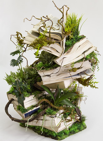 Documents and architectures, which grows on the other (Gilles Barbier).