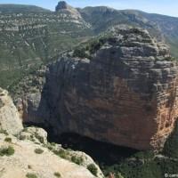 El Salto de Roldán, el mirador de Huesca