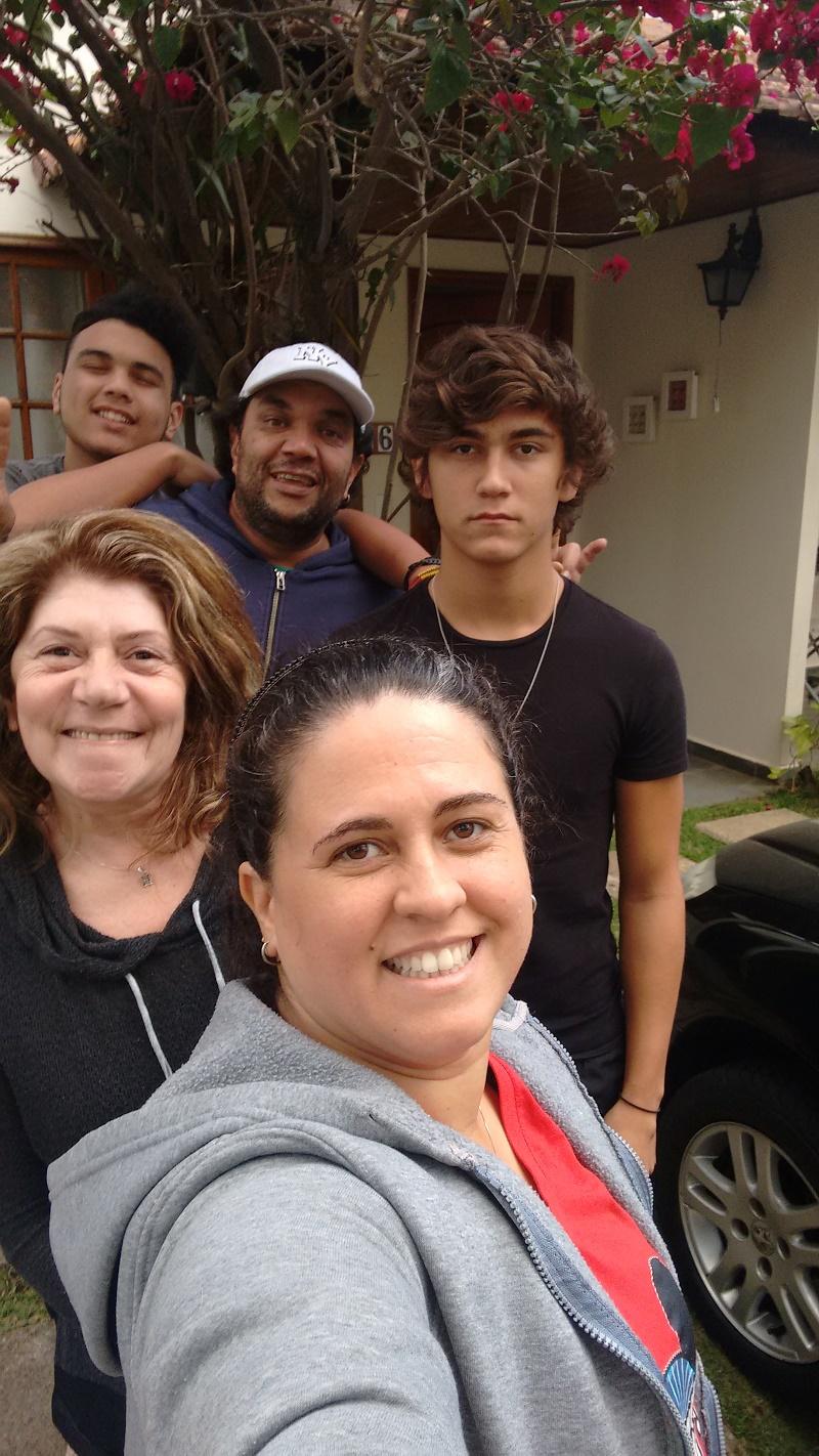 sao paulo visitando amigos nardotto - São Paulo, visitando os amigos.
