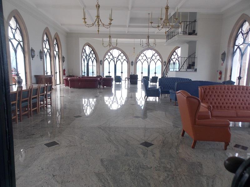 ubatuba ninguem dorme parte 2 foto de salão nobre do mosteiro - Ubatuba ninguém dorme – Parte II