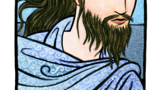 Manannán mac Lir, Deus do Mar, Mestre na Magia