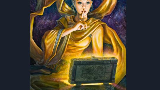 Deusa Frigg, a amada Rainha de Asgard