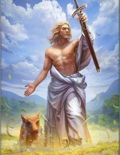 """Deus Freyr, o """"odiado por ninguém"""" e """"principal dos Deuses"""""""