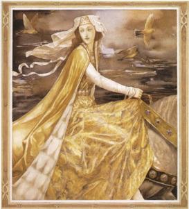 Deusa Rhiannon