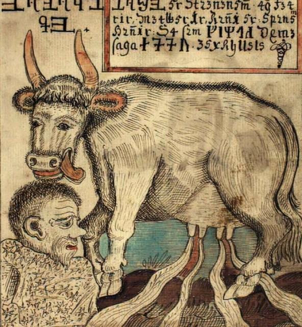 Búri, o Ancestral dos Deuses Aesir