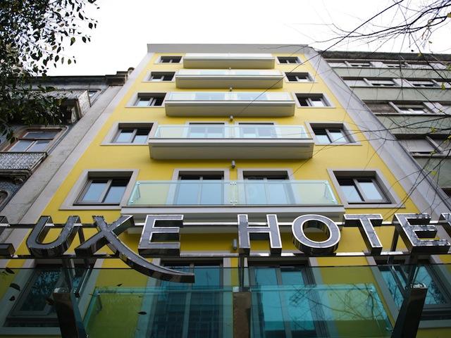 Boa opção de hotel no bairro de Anjos em Lisboa