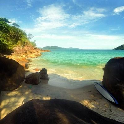 Redescobrindo a Praia Brava do SUL