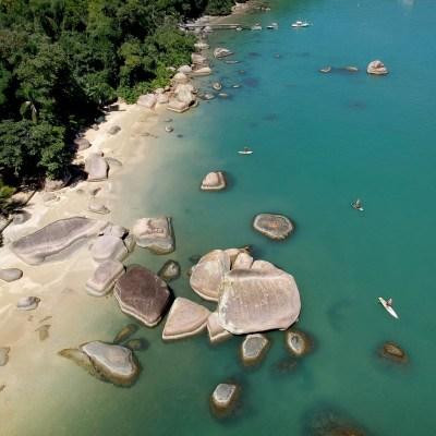 Ilha do Araújo e Arredores