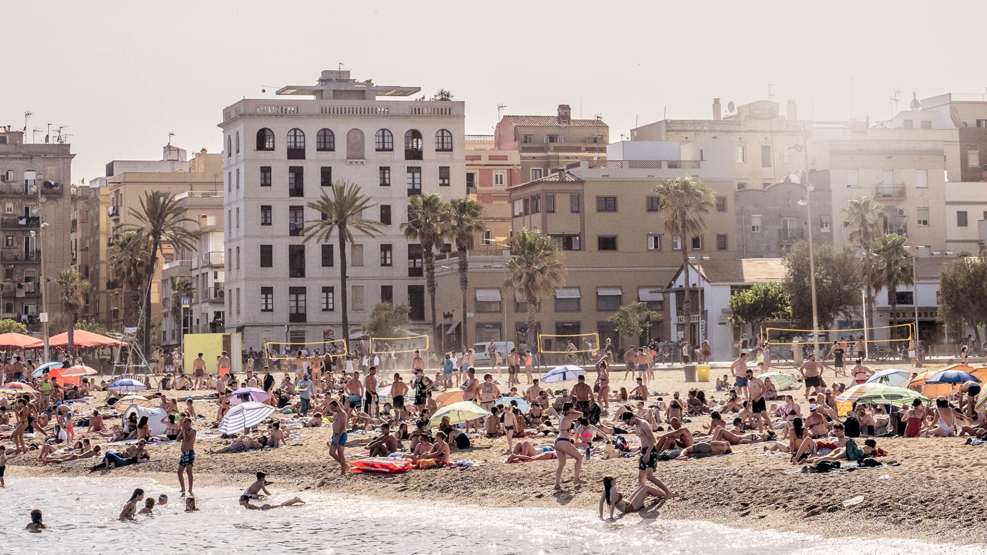 Remando Barceloneta