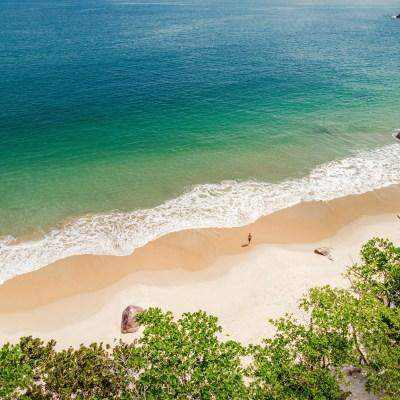 Praia das Sente Fontes