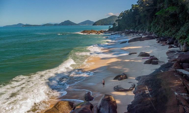 Itamambuca e região, praias famosas e desertas de Ubatuba
