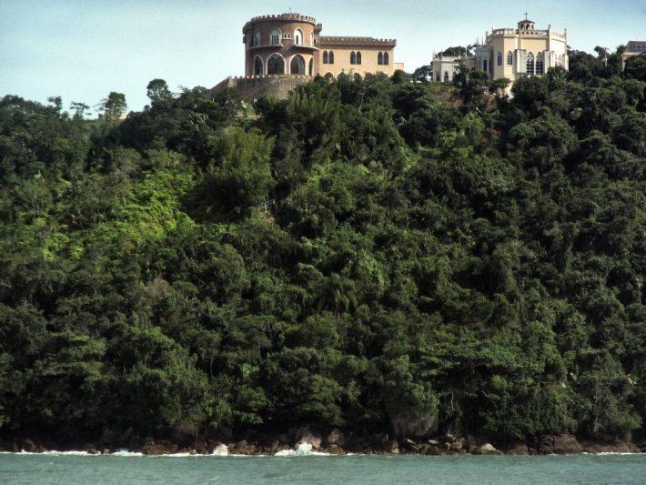 mosteiro misterioso ubatuba maranduba