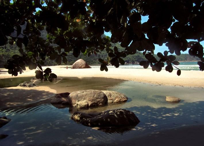 praia antigos sono paraty rio