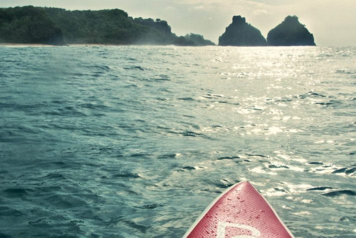 stand up paddle noronha