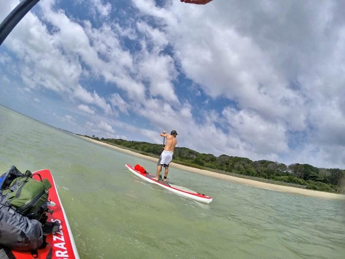 trancoso stand up paddle