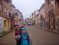 501 スペイン巡礼 カミーノ 子連れ海外 サント・ドミンゴ・デ・ラ・カルサーダ 途中町12