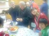503 スペイン巡礼 サンティアゴ巡礼 カミーノ アルベルゲ トサントスキッチン 12
