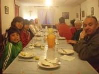 503 スペイン巡礼 サンティアゴ巡礼 カミーノ アルベルゲ トサントス食堂