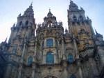 605サンティアゴ大聖堂 正面camino スペイン