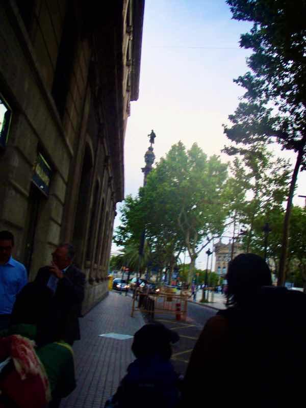 617 バルセロナ ランブランス通り12p
