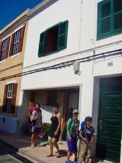 623メノルカ島 Menorca マホン出発12