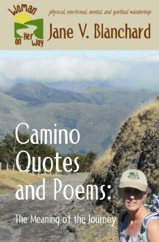 Camino Quotes and Poems cover