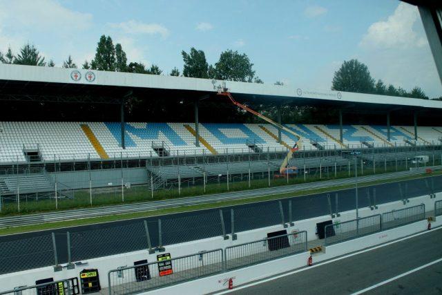 Visitar el circuito de Monza