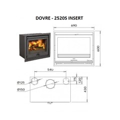 2520S-DIMENTIONSclosed-combustion-fireplace-insert-with-fans-cast-iron-10kW-5