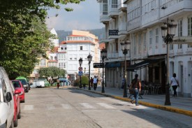 Street to Torre dos Andrades