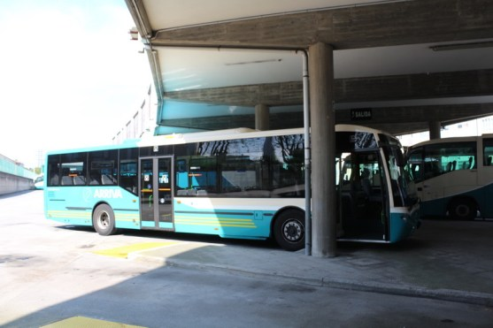 Ferrol bus station